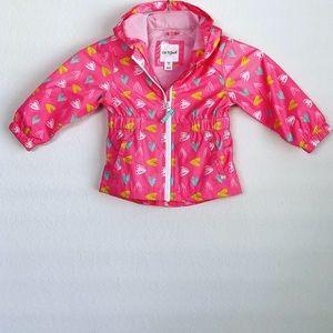 Girls windbreaker jacket